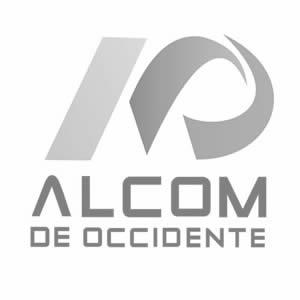 Logo Grupo Alcom